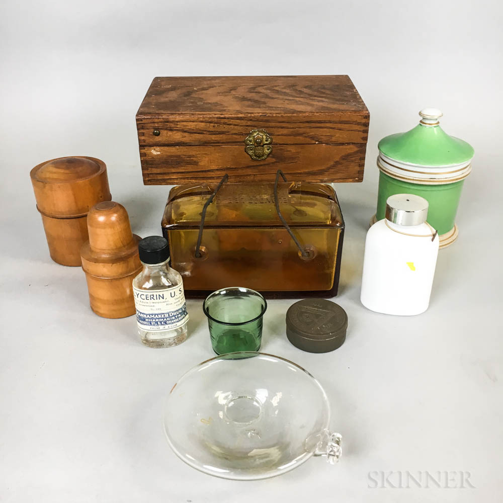 Ten Medical Vessels