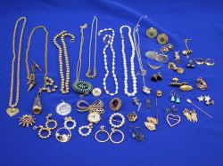Group of Estate Jewelry.