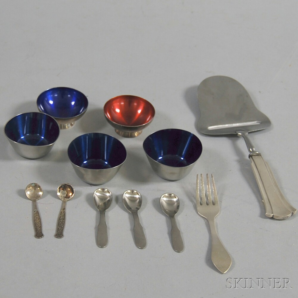 Group of Danish Tableware and Assorted Serving Pieces & Group of Danish Tableware and Assorted Serving Pieces | Sale Number ...