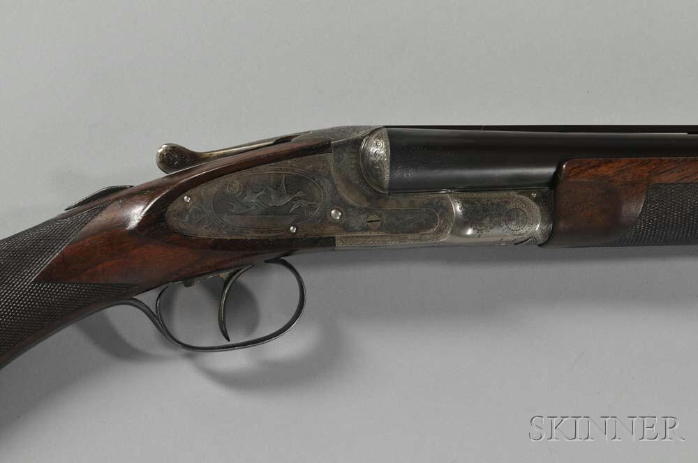 L.C. Smith Crown Grade 20 Gauge Double-barrel Shotgun