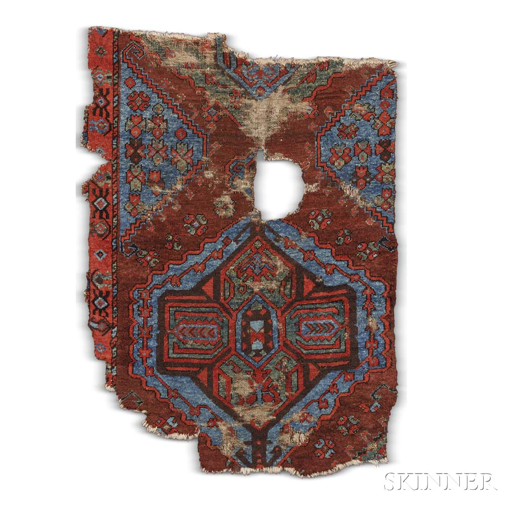 Karapinar Rug Fragment