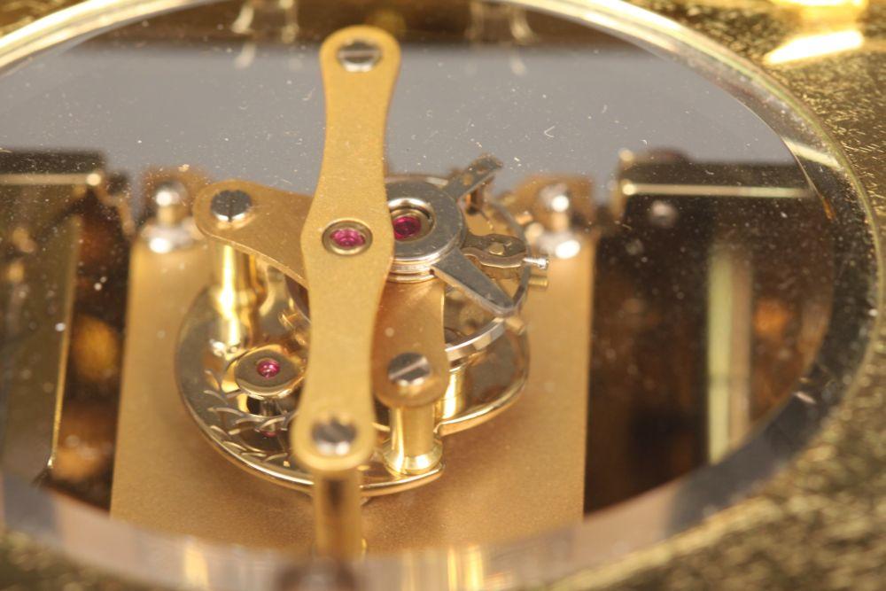 Tourbillion Triple Calendar and Hour-repeating Subscription Carriage Clock