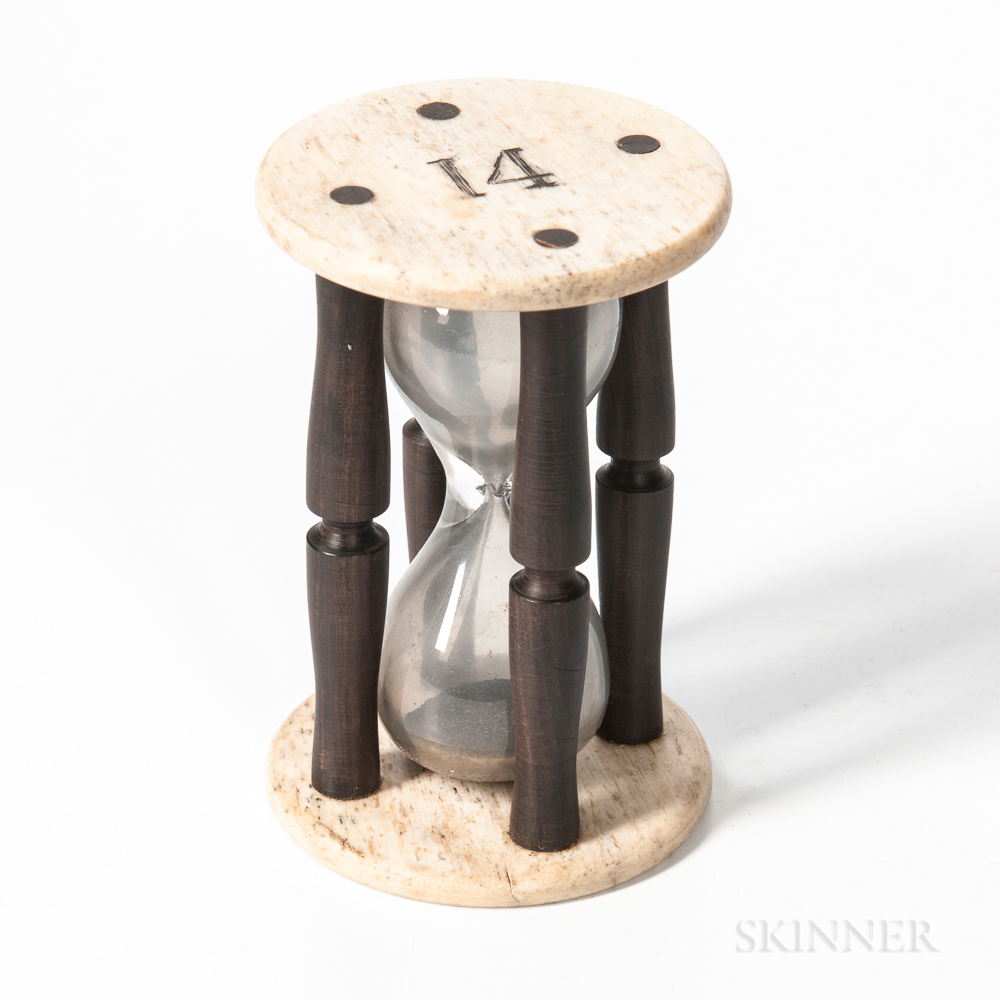 Sailor-made Fourteen-second Ship's Log or Sandglass