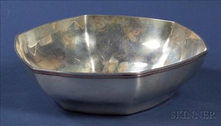 Tiffany & Co. Sterling Fruit Bowl