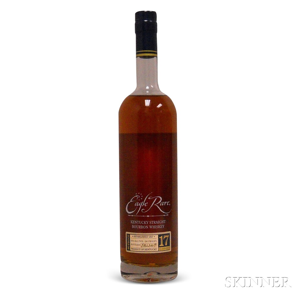Buffalo Trace Antique Collection Eagle Rare 17 Years Old 2009, 1 750ml bottle