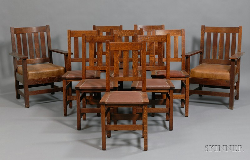 Ten Arts & Crafts Chairs