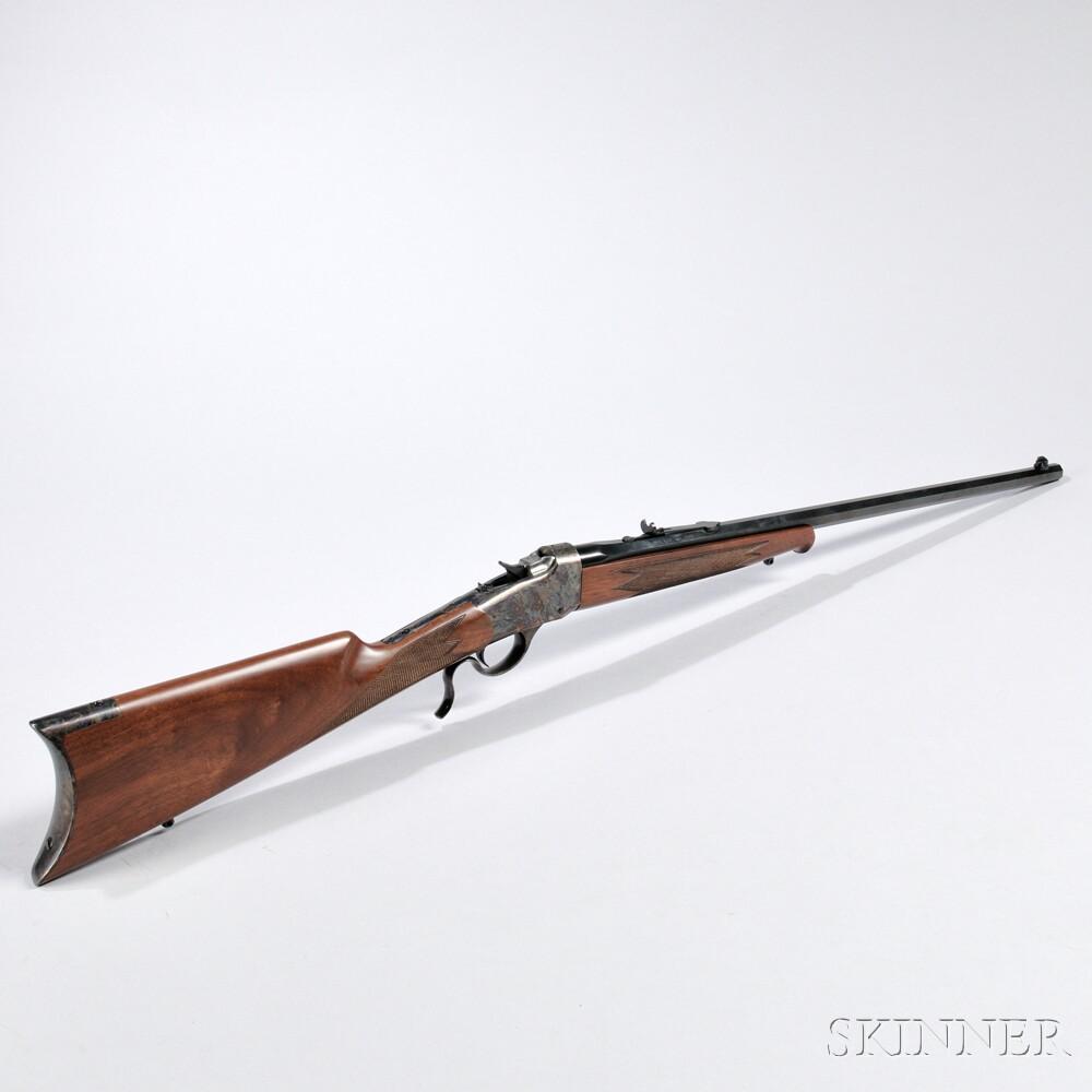 Winchester Model 1885 Falling Block Rifle