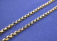 Antique 18kt Gold Chain