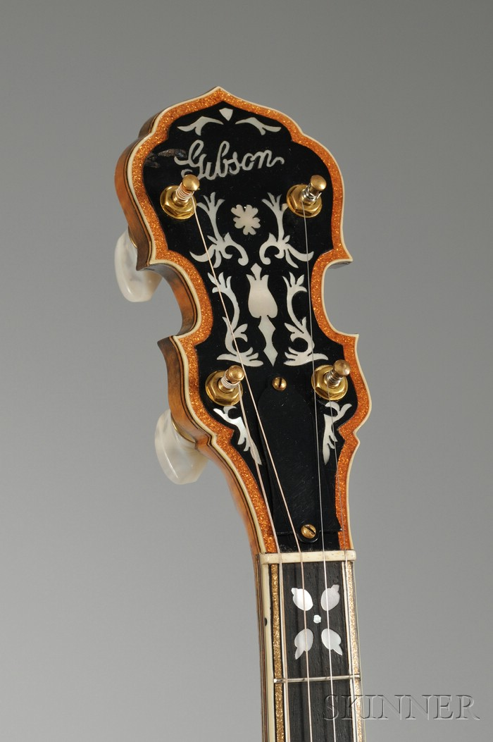 American Banjo, Gibson Incorporated, Kalamazoo, c. 1928, Style PT-6