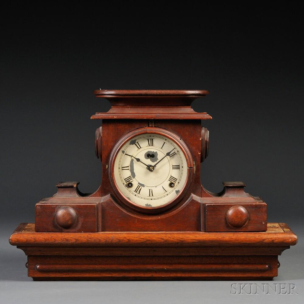 Walnut Marine Timepiece