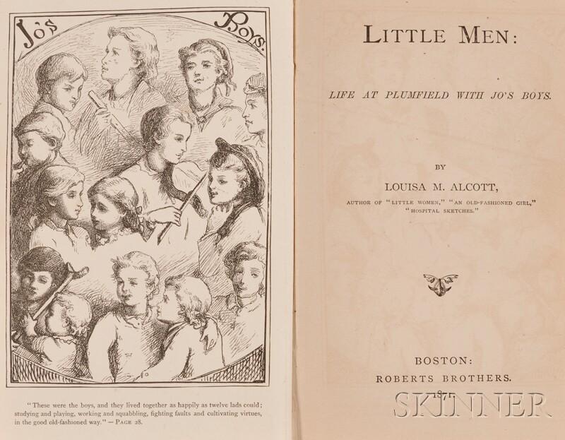Alcott, Louisa May (1832-1888)