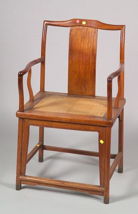 Southern Official's Hat Chair