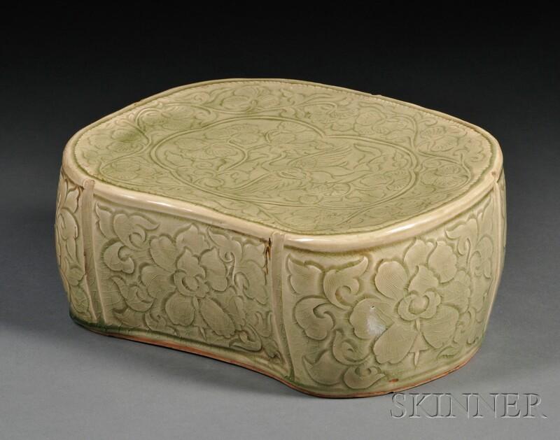Stoneware Pillow