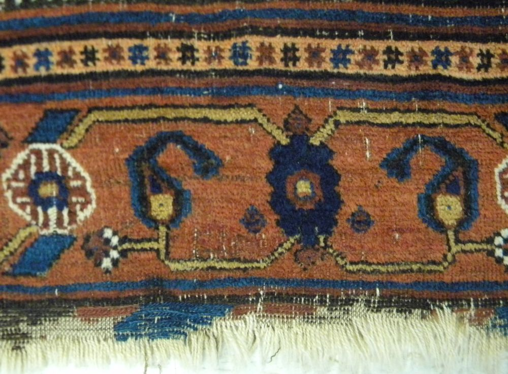 Baluch Rug Sale Number 2752b Lot Number 314 Skinner