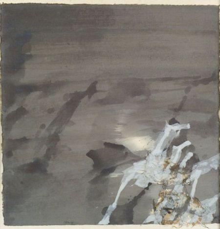 John Franklin Koenig (American, b. 1924)  Untitled Abstract