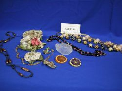 Group of Costume and Craft Jewelry.