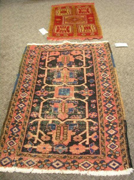 Two Oriental Rugs