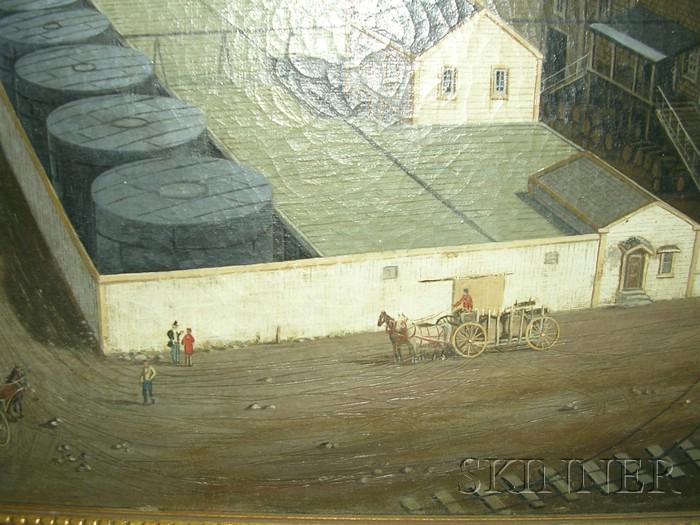 American School, 19th Century      Harborside Distillery.