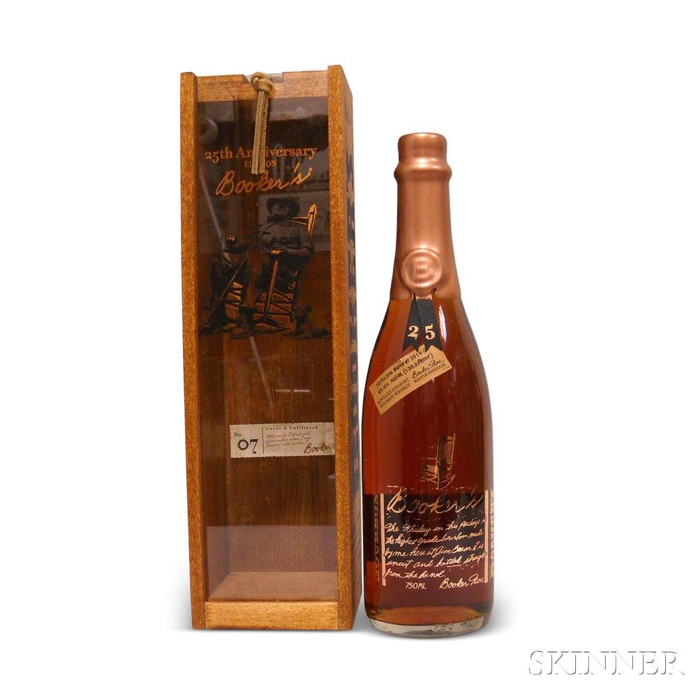 Jim Beam Bookers 25th Anniversary, 1 750ml bottle
