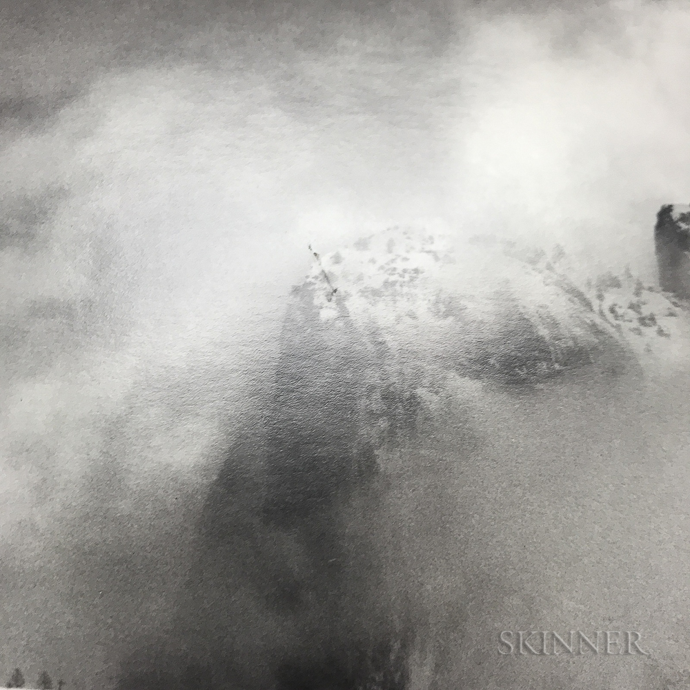 Ansel Adams (American, 1902-1984) Clearing Winter Storm ... Ansel Adams Clearing Winter Storm Yosemite