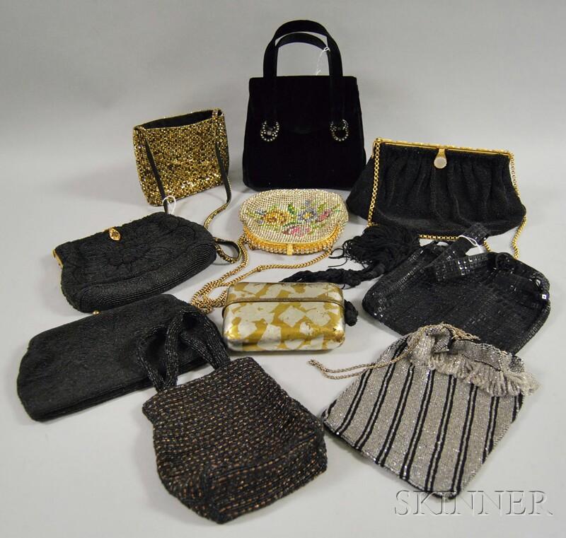 Ten Small Evening Bags
