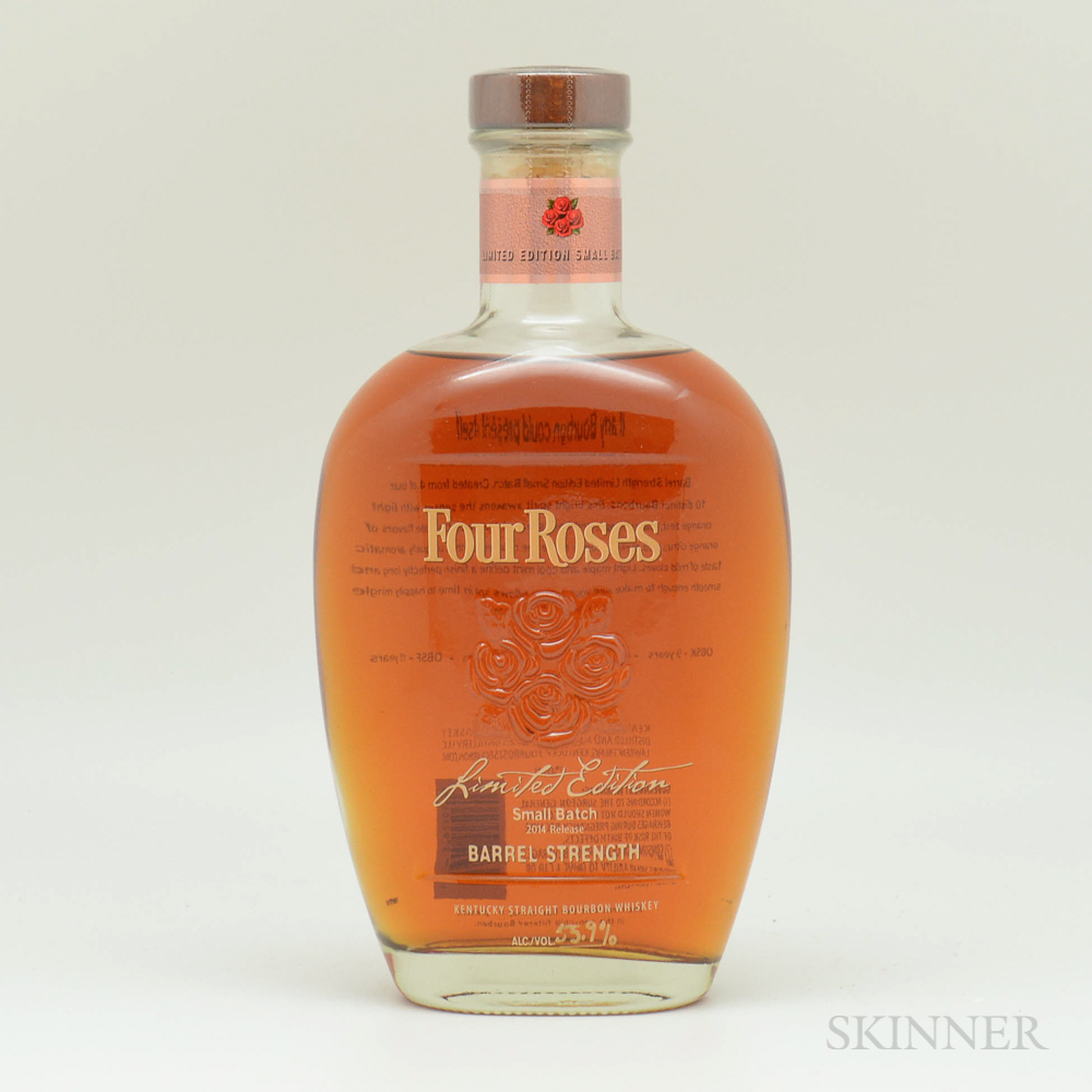 Four Roses Limited Edition Small Batch, 1 750ml bottle