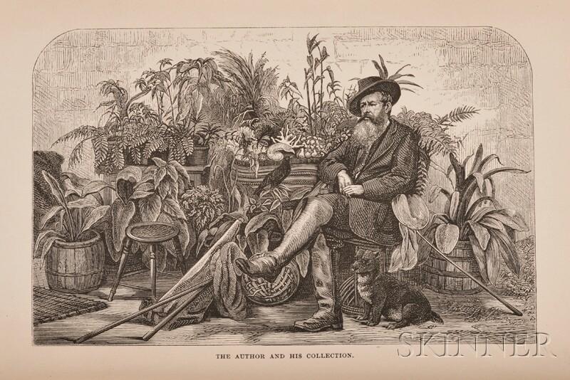 Agassiz, Louis (1807-1873) and Agassiz, Elizabeth C. A Journey in Brazil