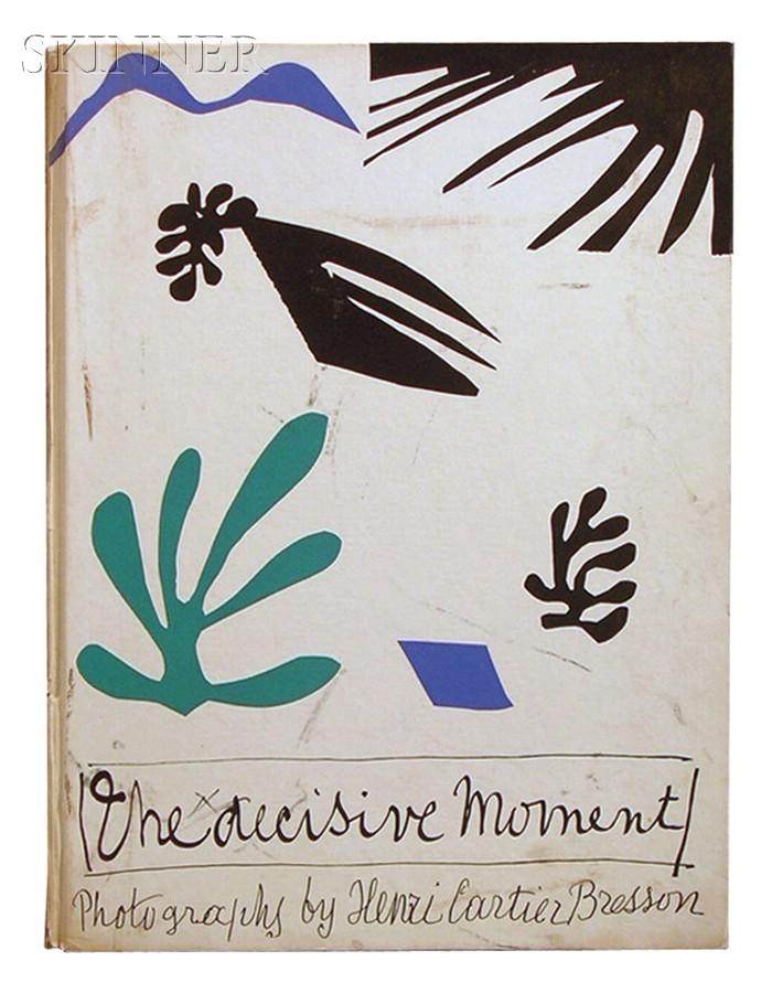 Henri Cartier-Bresson (French, 1908-2004)      The Decisive Moment