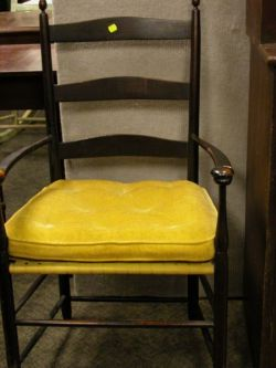 Shaker #5 Production Armchair .