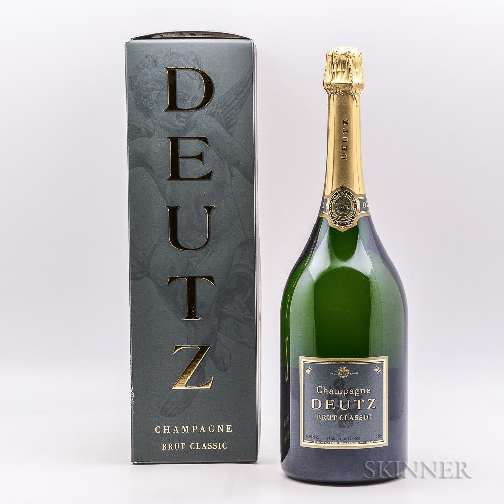 Deutz Brut Classic NV, 1 bottle (pc)