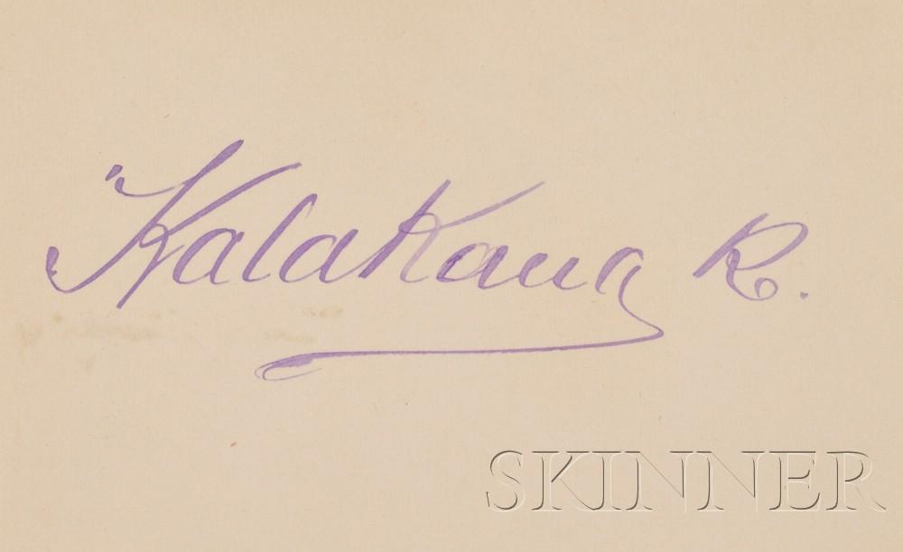 (Autograph Album, 19th Century)