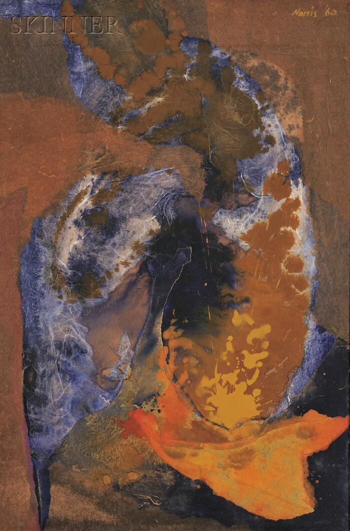 Ben Norris (American, 1910-2006)      Kapoho II