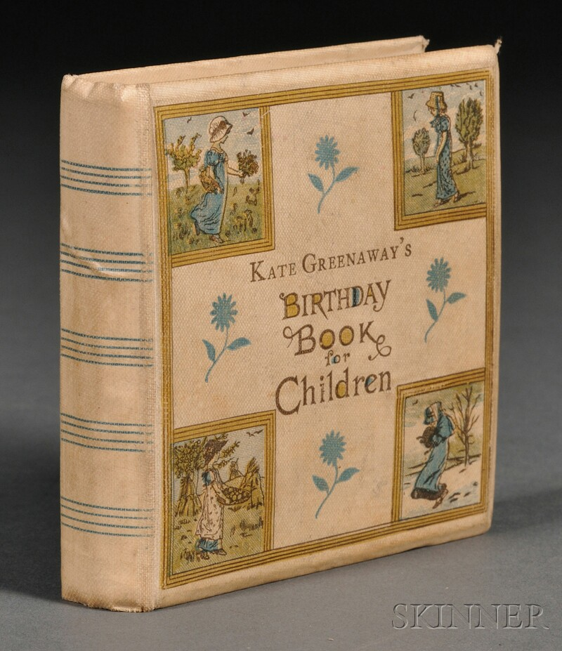 (Greenaway, Kate (1846-1901), Illustrator)