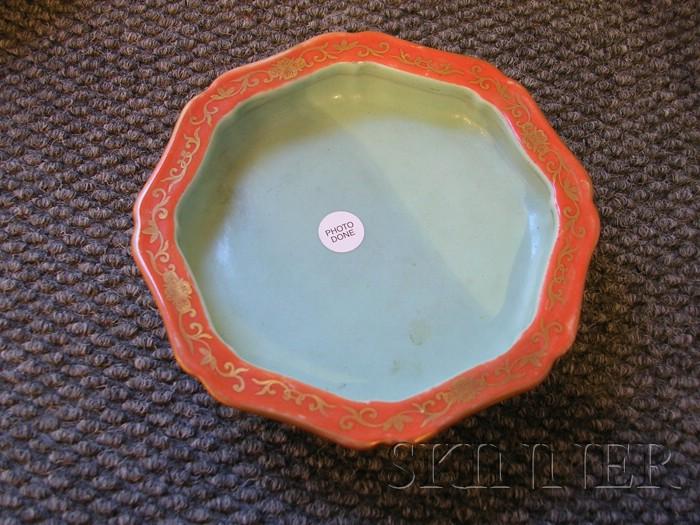 Porcelain Narcissus Bowl