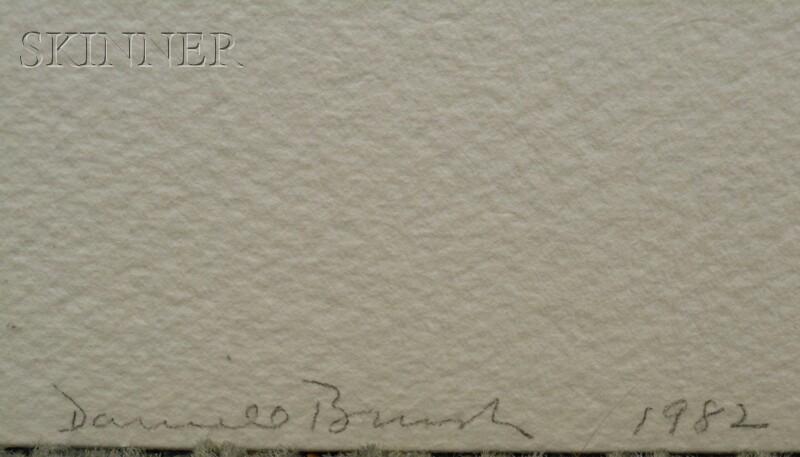 Daniel Brush (American, b. 1947)      Koald 95: Yamamba