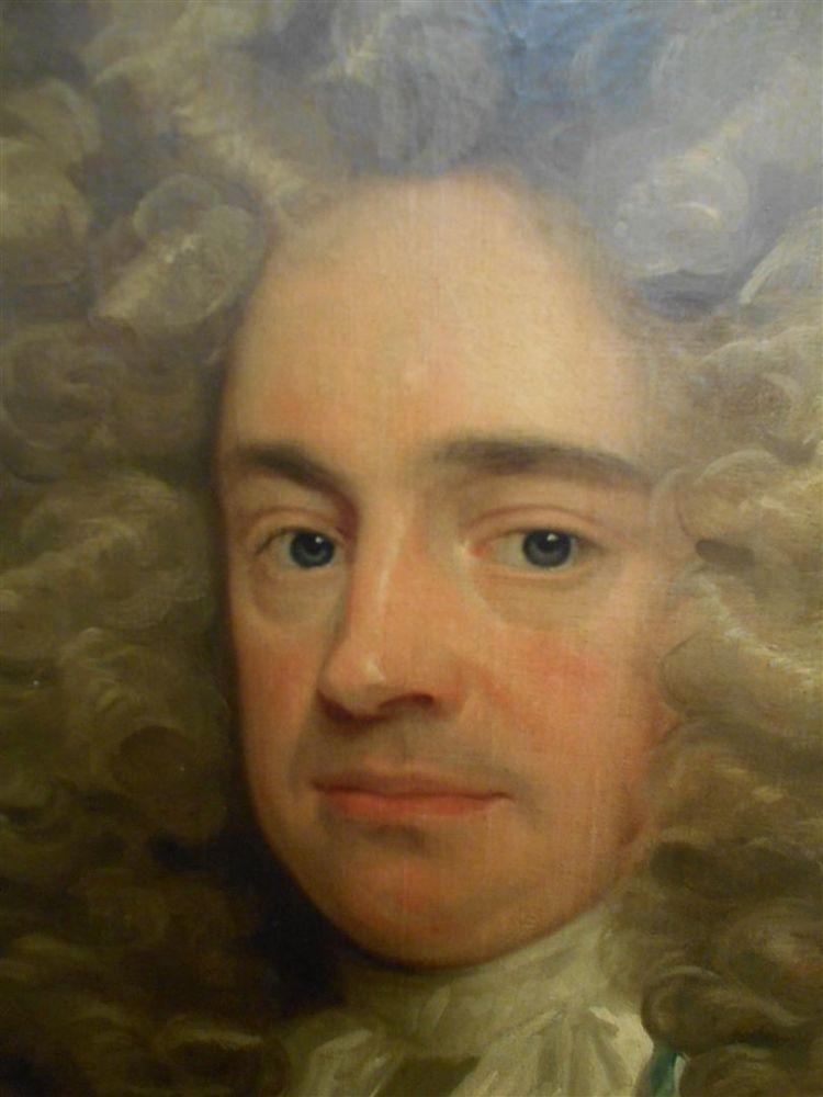 British School, 18th Century      Portrait of a British Gentleman