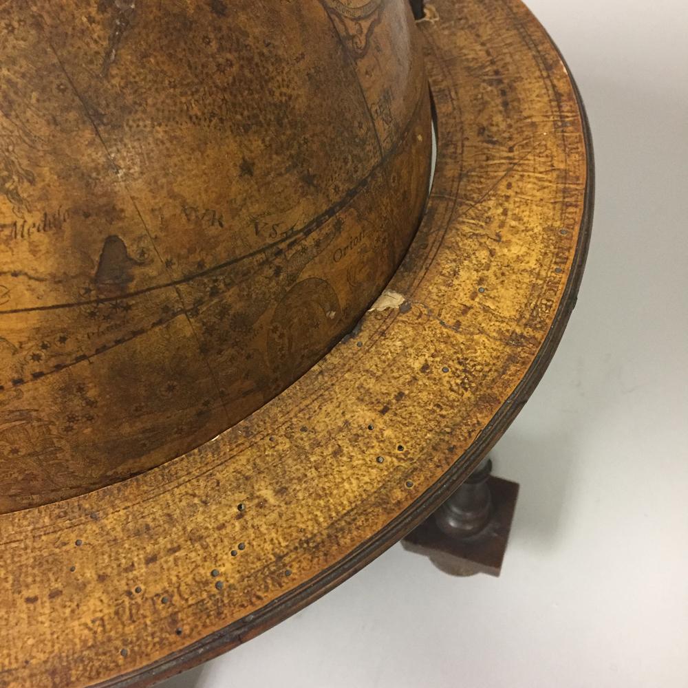 Matthaeus Greuter Celestial Table Globe