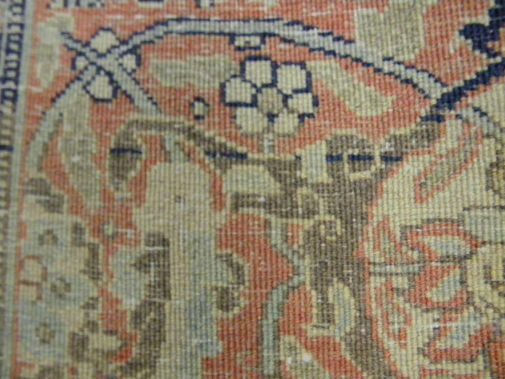 Hadji-jalili Tabriz Carpet