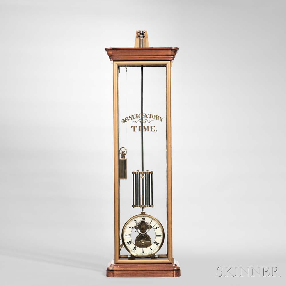 Charles Fasoldt's Patent Inverted Dial Regulator