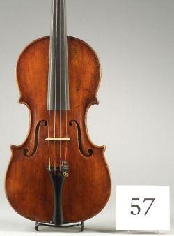Modern Italian Violin, Luigi Rovatti, Buenos Aires, 1909