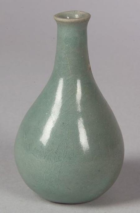 Celadon Bottle