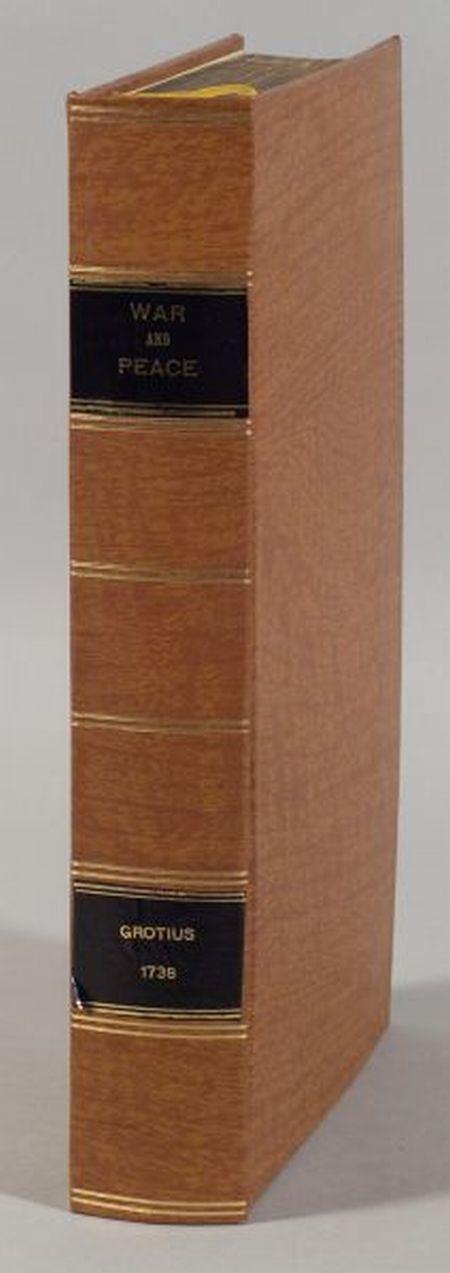 Grotius, Hugo [deGroot, Hugo] (1583-1645)