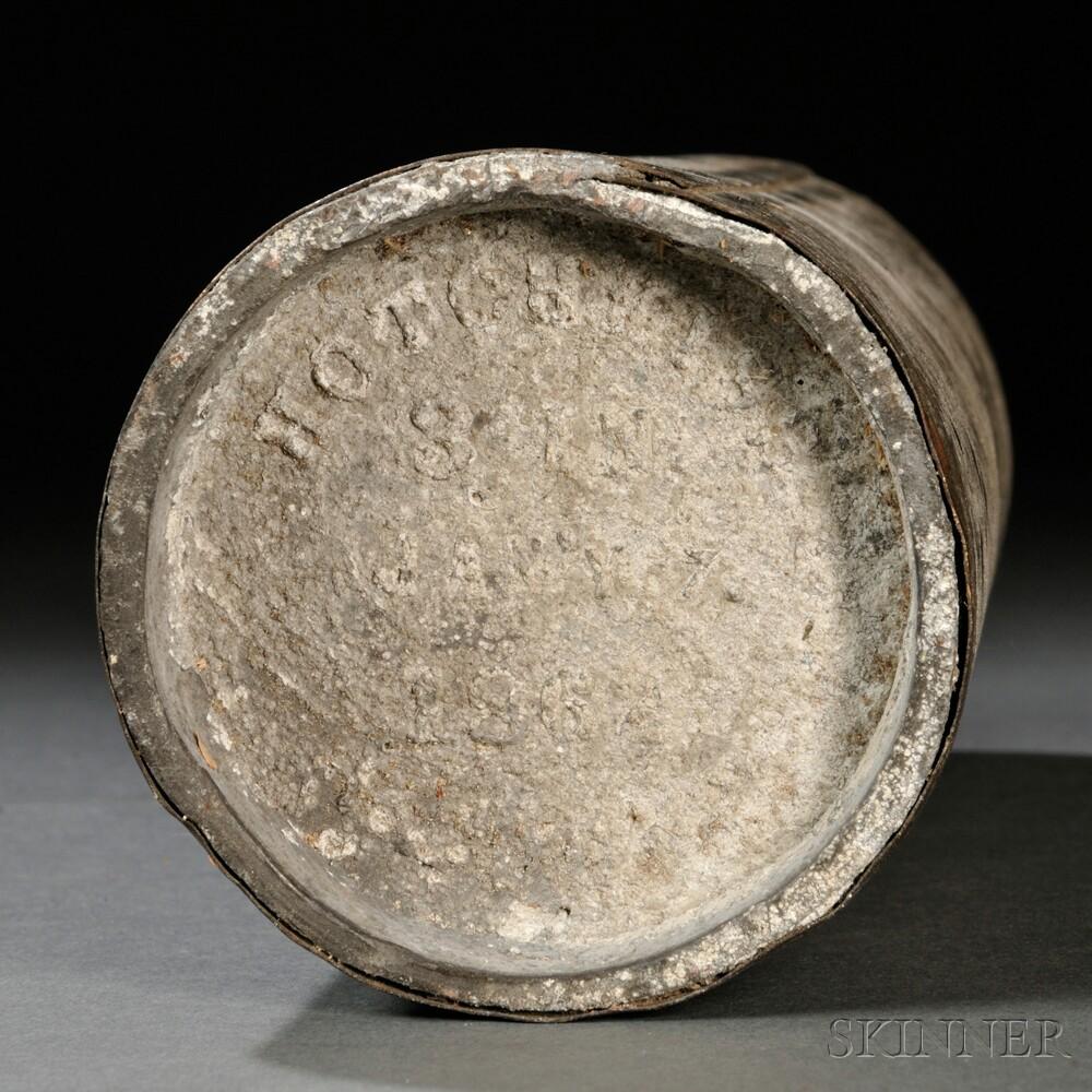 U.S. 2.9-inch Hotchkiss Canister Round