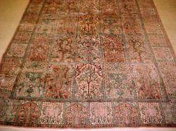 Indo-Bahktiari Small Carpet
