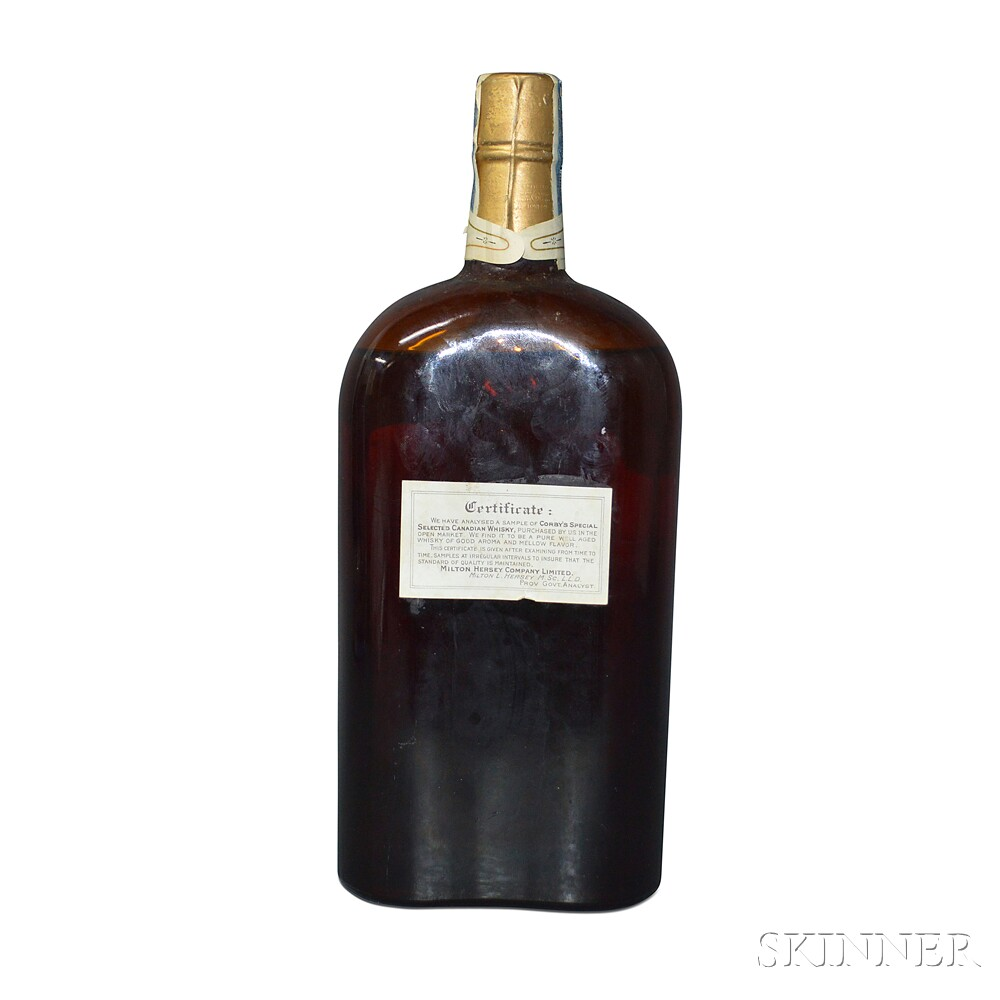 Corbys Special Selected 1920, 1 40oz bottle
