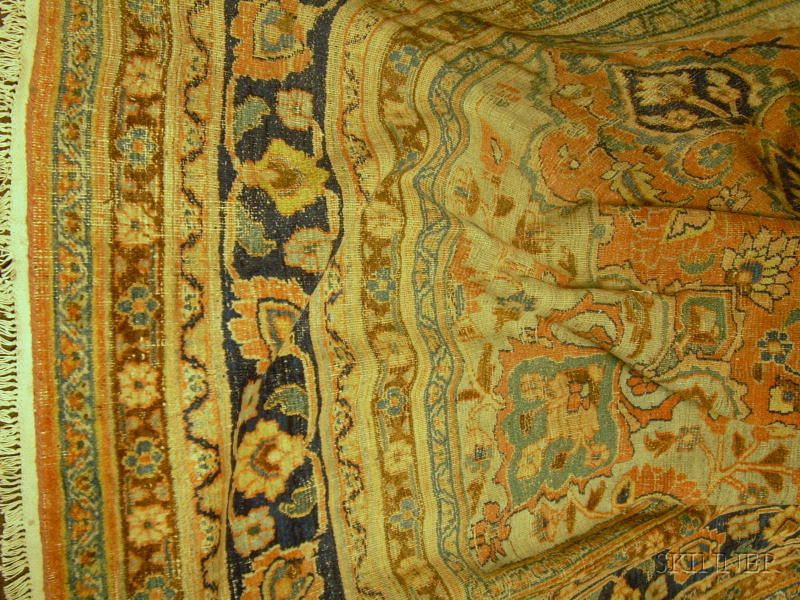 Meshed Carpet