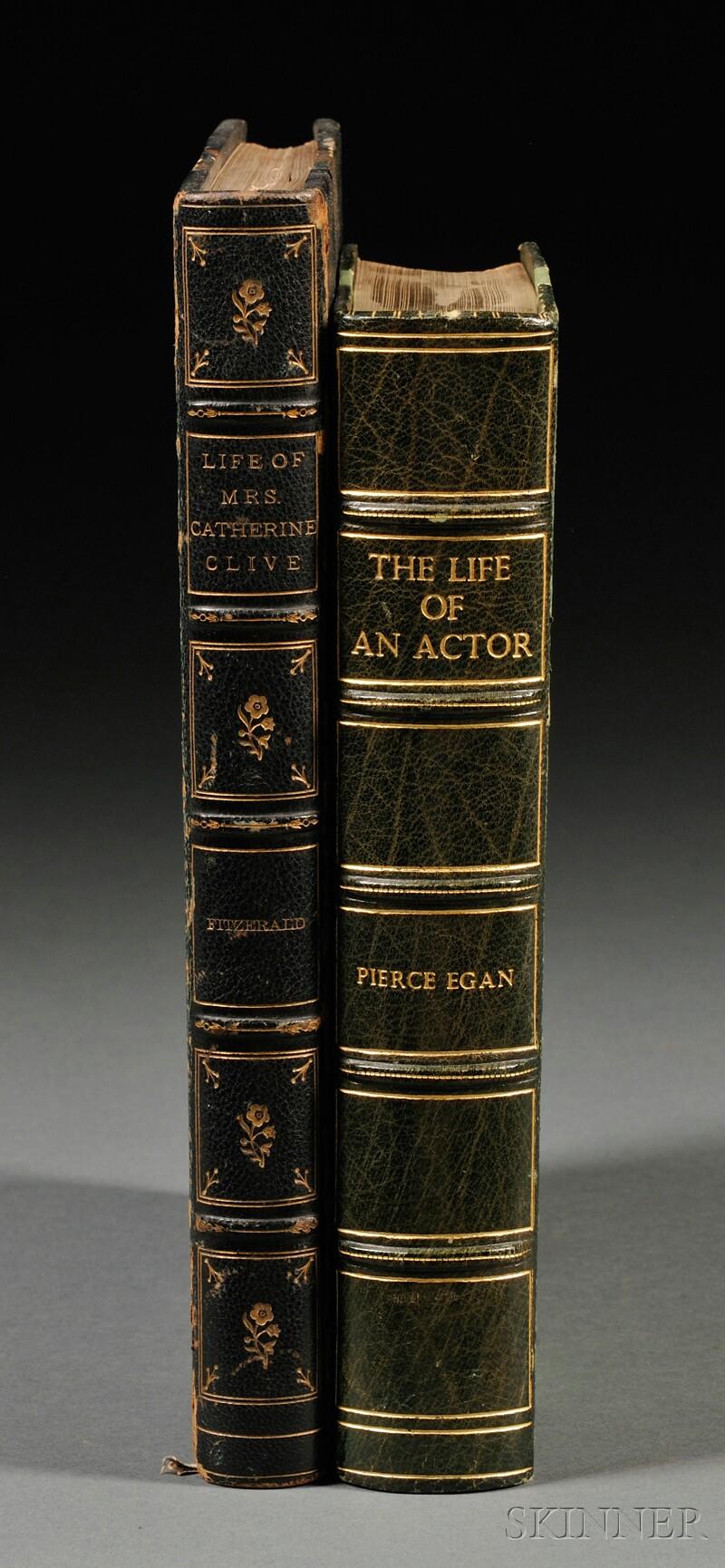 Egan, Pierce (1772-1849) The Life of an Actor