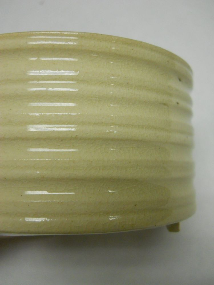 Creamy White-glazed Censer