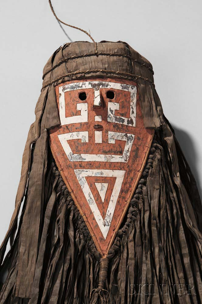 Amazonian Mask/Body Costume