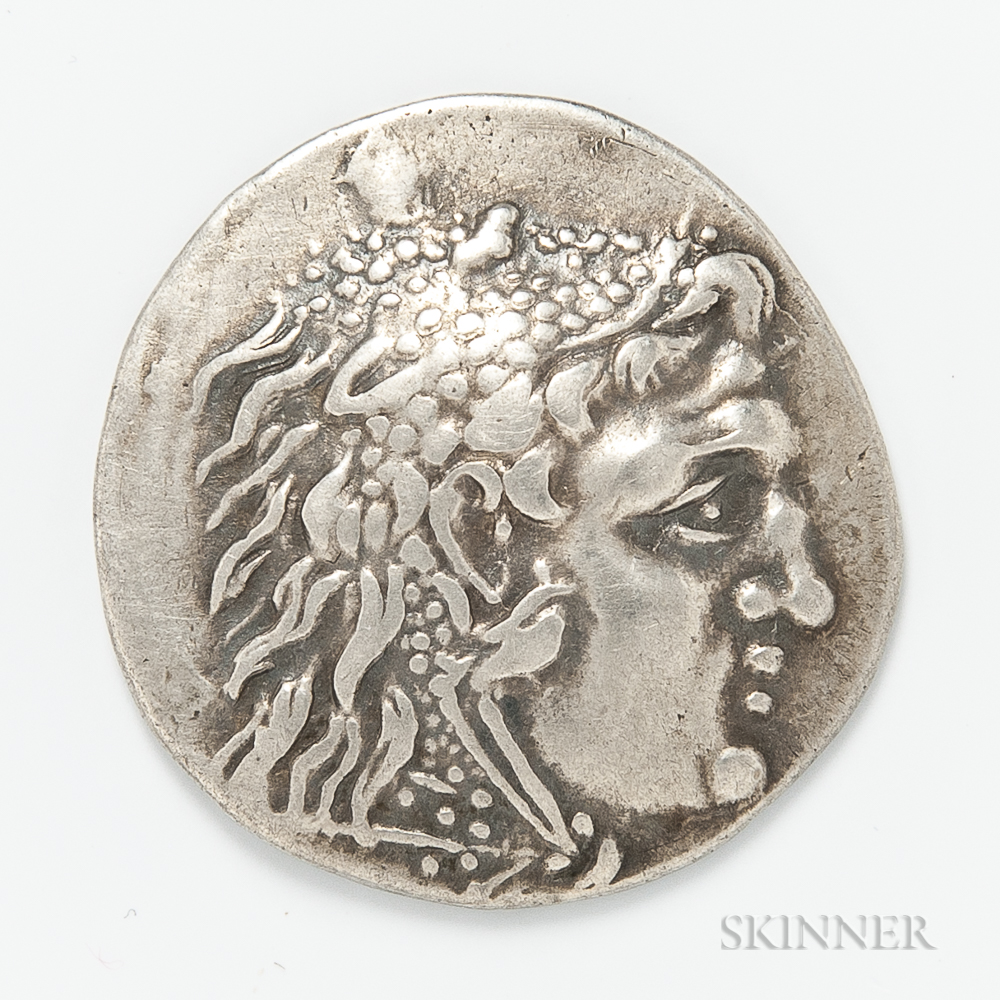 Thrace, Odessos, Alexander-type AR Tetradrachm